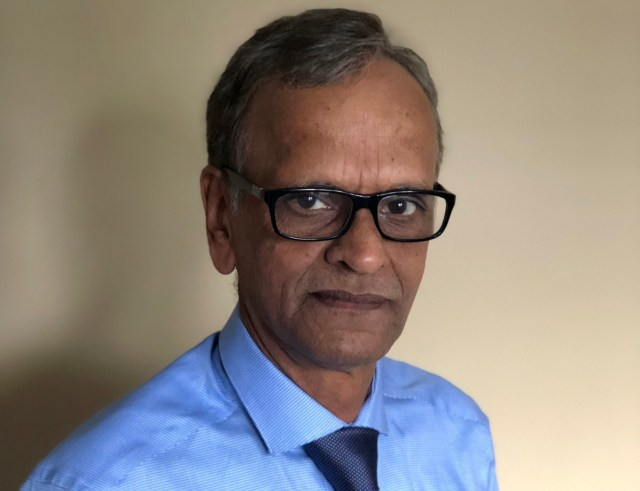 Dr. Mahmud Rajabalee