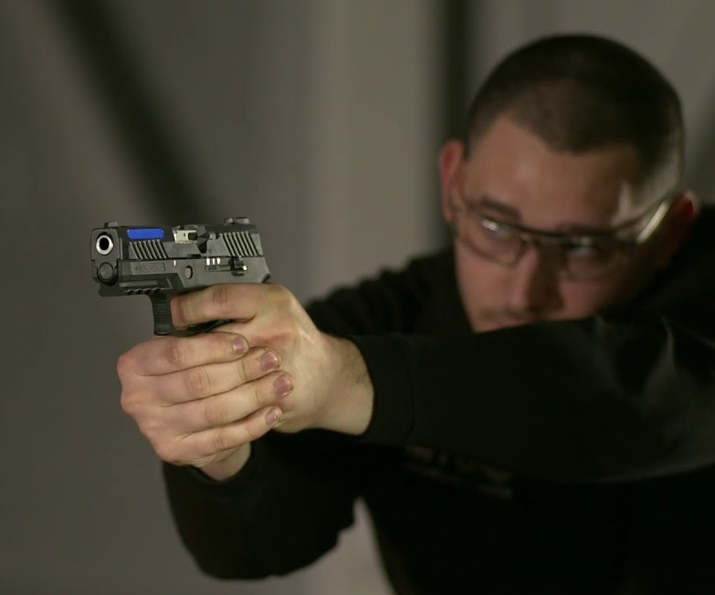 Recoil Pistol Training