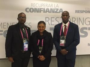 Guyana Team_FIFA Elections