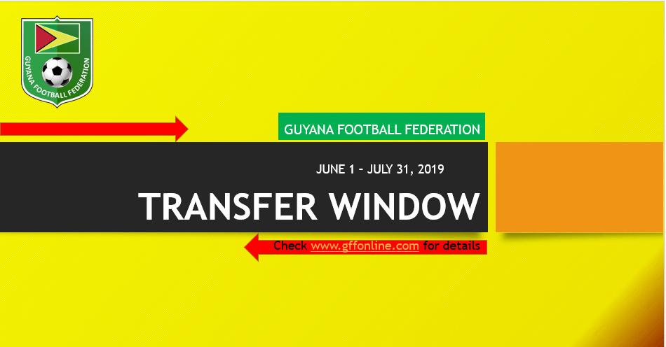 GFF'S PRE-SEASON TRANSFER WINDOW: 245 Transfers Recorded
