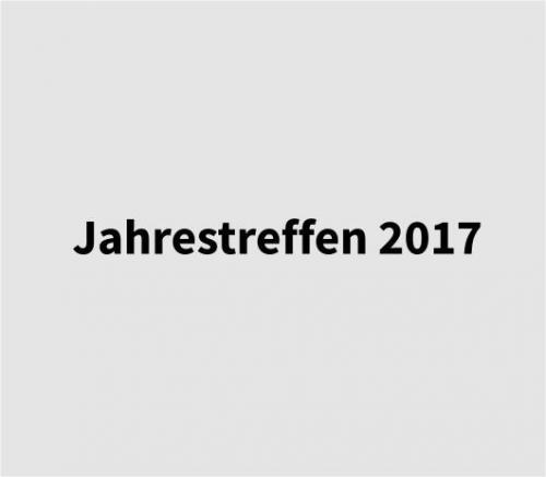 Jahrestreffen 2017
