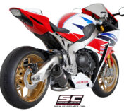 ESCAPE HONDA CBR1000RR 2014 ESCAPE OVAL