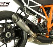 AUSPUFF KTM 1290 S1 EXHAUST