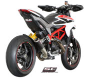 CRT EXHAUST DUCATI HYPERMOTARD 821 SC-PROJECT CRT