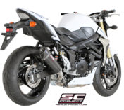 SCARICO SUZUKI GSR SC-PROJECT CARBON CONIC