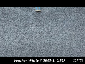FEATHER WHITE 3043
