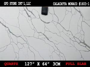CALACATTA MONACO #1603-1
