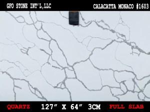 CALACATTA MONACO #1603