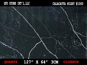 CALACATTA NIGHT #1060-CLOSEUP