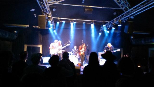 De Underjordiske koncertdebuterede på Aarhus Psych Fest