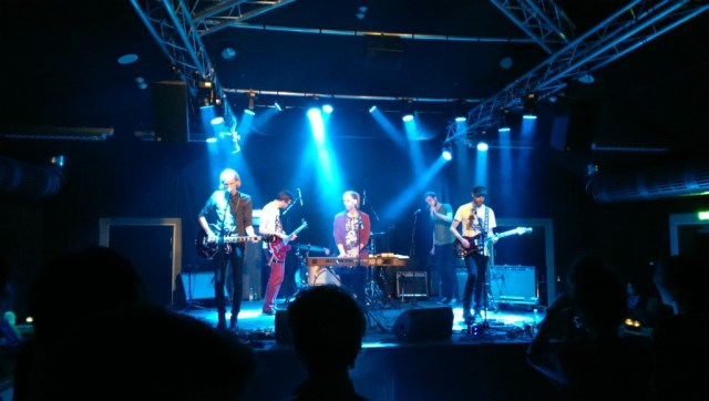 Tales of Murder and Dust leverede en fin koncert
