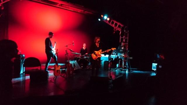 LEW under koncerten på Spot. Foto: Jonas Strandholdt Bach/GFR