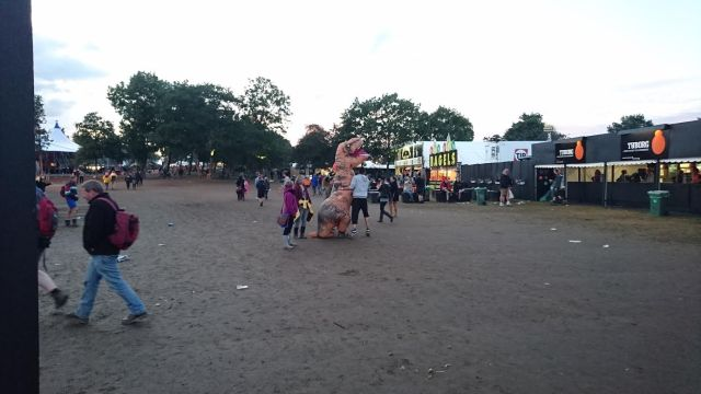 T-Rex er ikke uddød endnu!