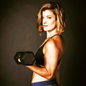Eliza Leclair, Fit-for-her Head Instructor