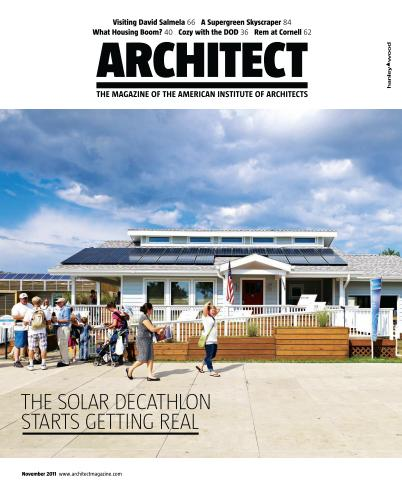 Architect Magazine - November 2011