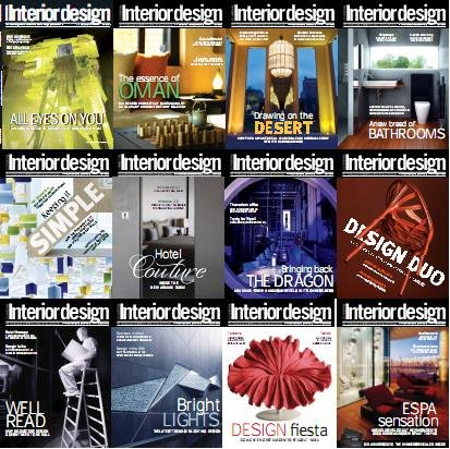 Commercial Interior Design Magazine 2010 Full Collection