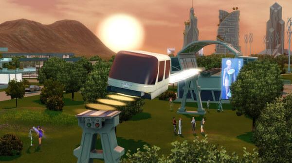 The Sims 3 - Into the Future EA Games