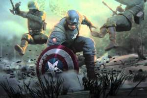 Captain America Super Soldier