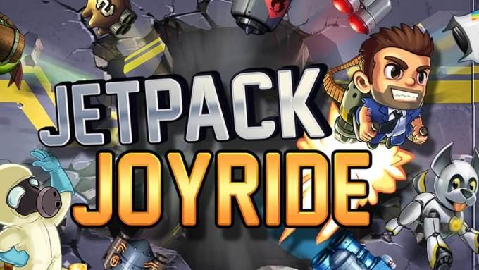 Jetpack Joyride Free Download