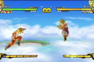 Dragon Ball Z Burst Limit Gameplay