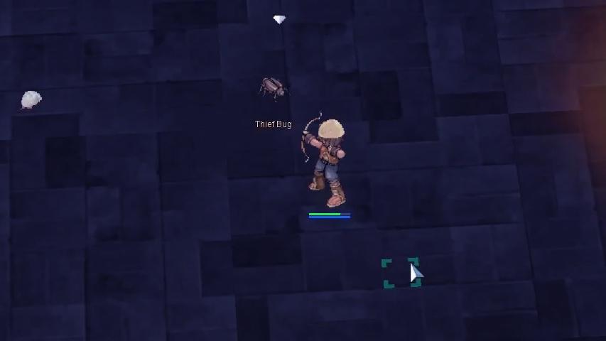ro shooting thief bugs