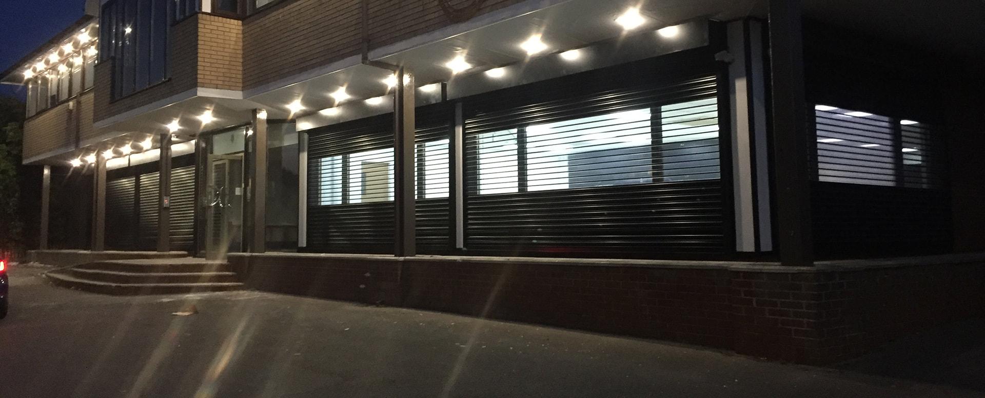 Roller Shutter Repairs Doncaster Gg Emergency Door