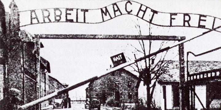 KZ Auschwitz - Archiv