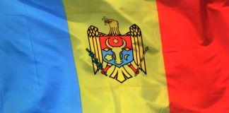 Flagge von Moldawien