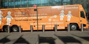 """""""Free Speech Bus"""""""