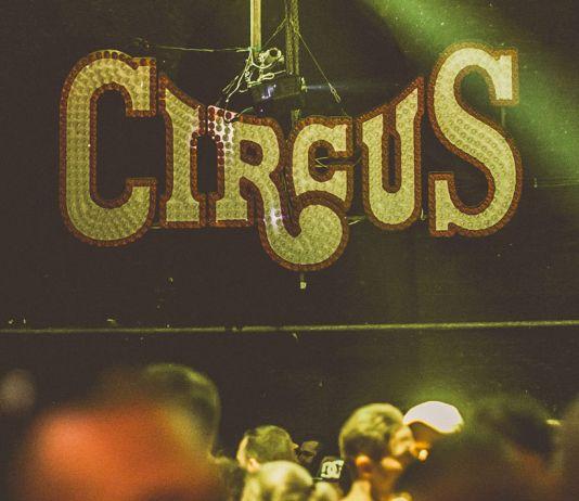 """""""Circus""""-Logo"""