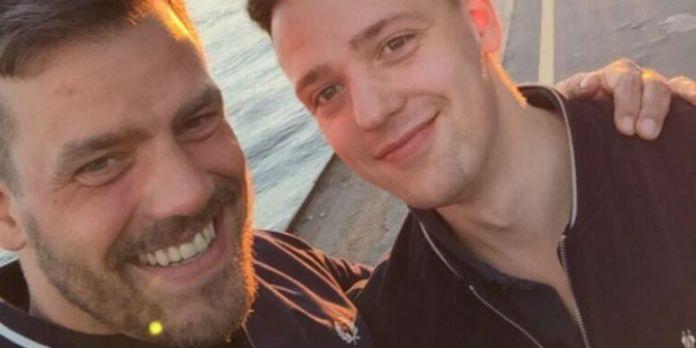Falko Droßmann und Denny Krienke