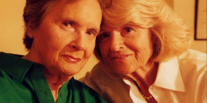 Thea Spyer und Edith Windsor