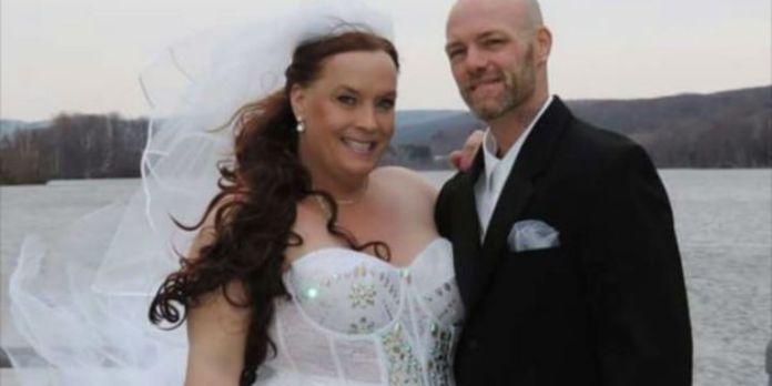 Christa Leigh Steele-Knudslien und ihr Ehemann Steve Steele-Knudslien