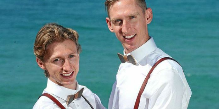 Luke Sullivan und Craig Burns