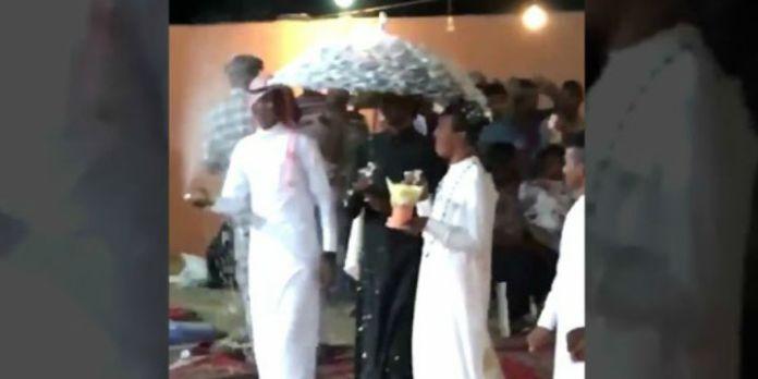 Schwulenhochzeit in Saudi-Arabien