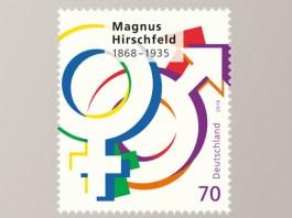 Magnus-Hirschfeld-Sondermarke