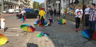 Hooligans in Stettin