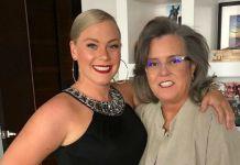 Rosie O'Donnell und Elizabeth Rooney