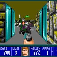 Wolfenstein 3D screenshot PC