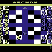 Archon: The Light and The Dark c64 screenshot