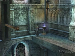 Castlevania ps2 screenshot