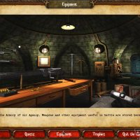 Larva Mortus PC windows screenshot