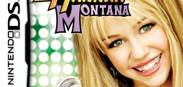Hannah Montana nintendo ds box art