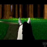 Barbie Race & Ride playstation screenshot