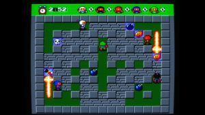 Bomberman '93 Turbografx 16 screenshot