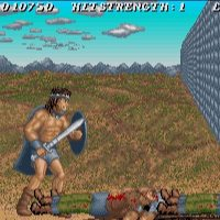 Sword of Sodan screenshot amiga