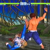 Dead or Alive 2 dreamcast screenshot