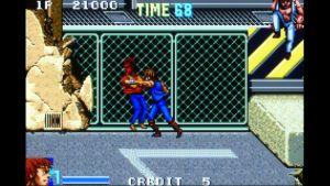 Double Dragon Advance game boy advance screenshot