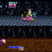 Golden Axe mega drive screenshot