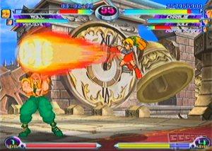 Marvel vs. Capcom 2: New Age of Heroes dreamcast screenshot